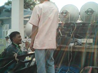 Warga Desa Bailangu Unjuk Rasa Ke Kantor DPRD Muba