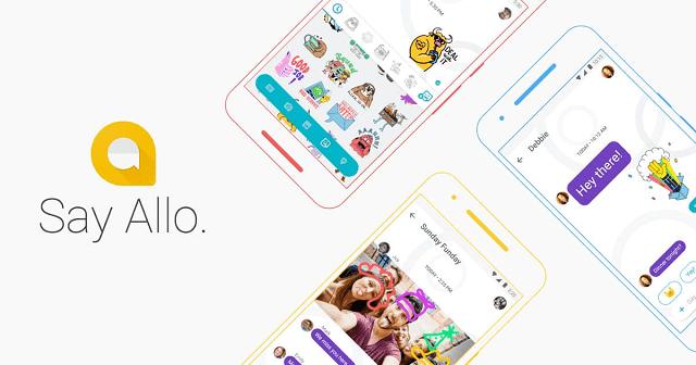 Allo bisa digunakan sebagai pengganti SMS di Android