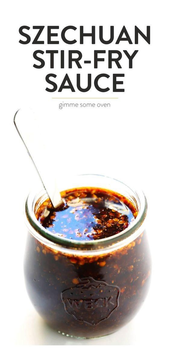 5-Minute Szechuan Sauce