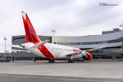 Boeing 787 Dreamliner, N793AV, Avianca