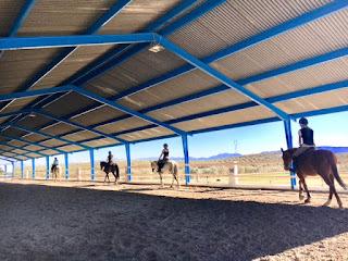cortijo uribe, riitta reissaa, horsexpore, Andalucia