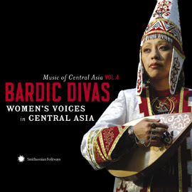 Cover Bardic Divas: Women's Voices in Central Asia