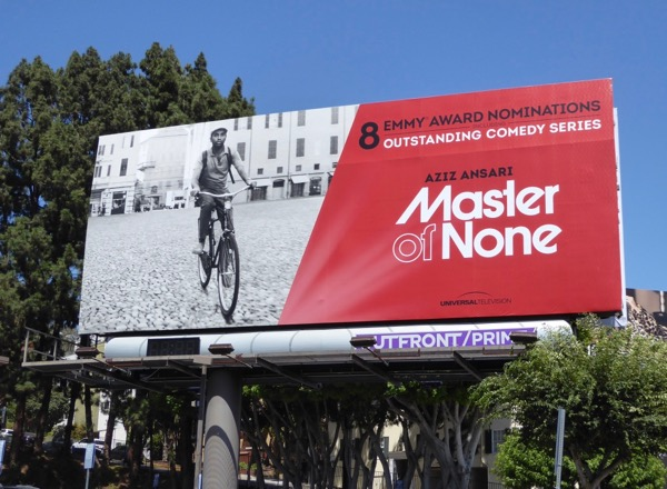 Master of None 2017 Emmy nominations billboard