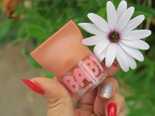 Review - Blush Baby Lips Maybelline