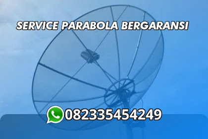 Melayani Servis Parabola Jaring di Jenggawah, Jember