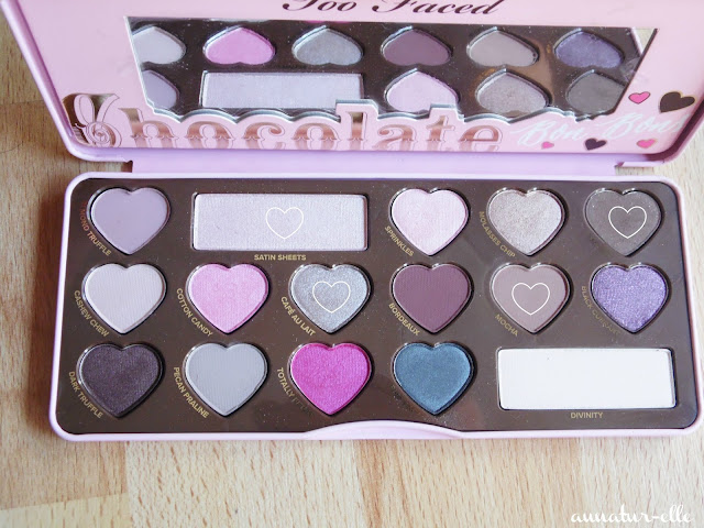 chocolate bon bons too faced