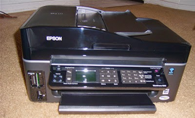 epson workforce 600 app