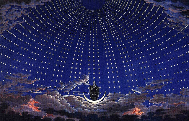 Karl Friedrich Schinkel stage design