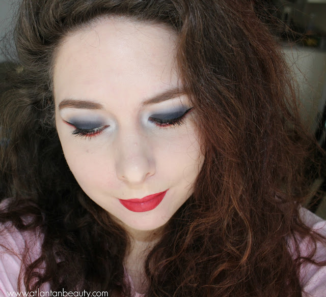 Makeup Look Using Urban Decay's Full Spectrum Palette