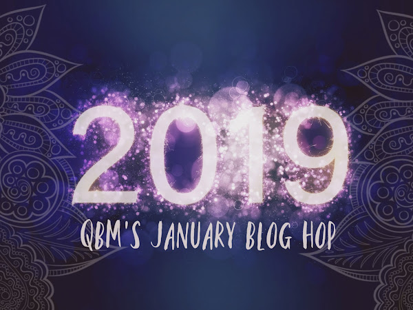 QBM's January 2019 Blog Link Up Party: New Year, New You