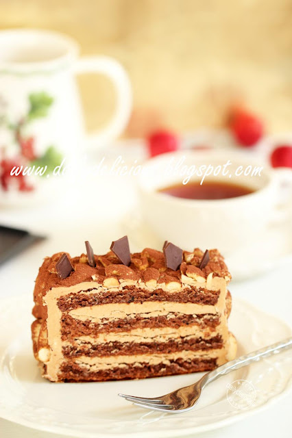 dailydelicious: November 2011 Daring Bakers' Challenge ...