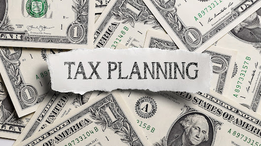 Year-End Tax Planning 2018