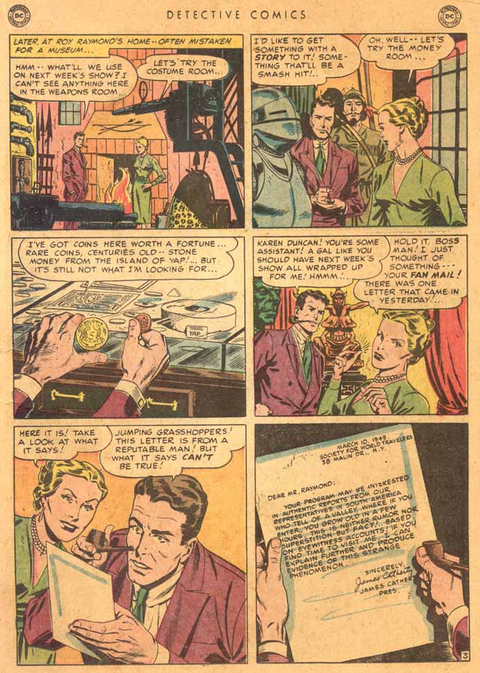 Detective Comics (1937) 153 Page 26