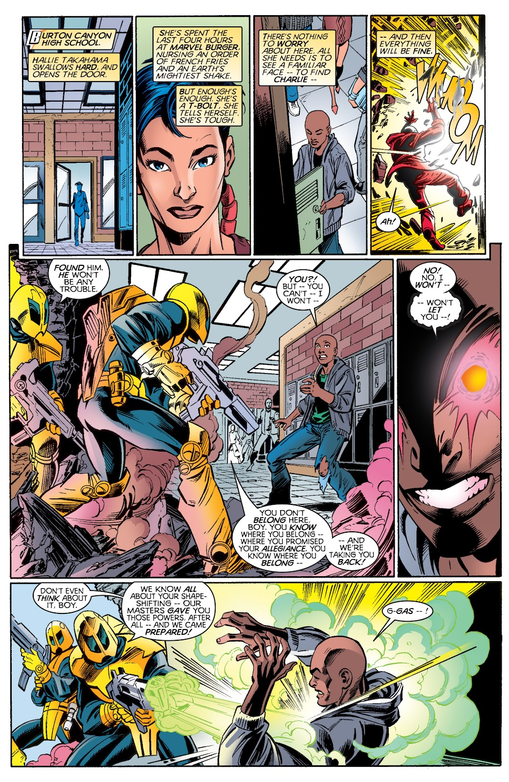 Read online Hawkeye & The Thunderbolts comic -  Issue # TPB 1 (Part 3) - 1