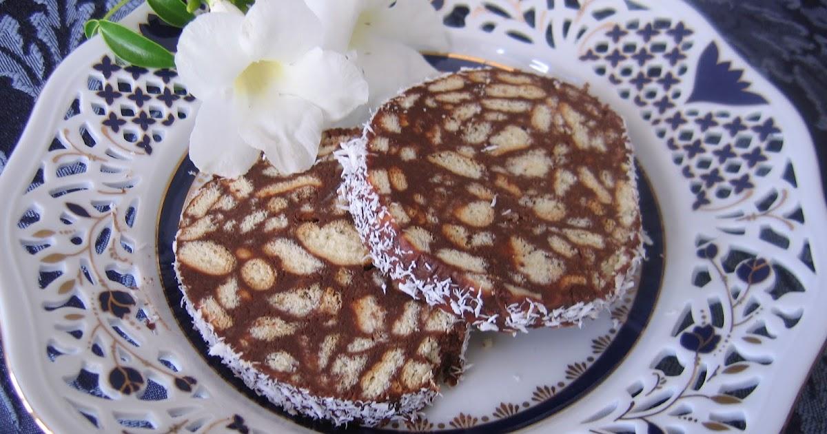 Mozaik Cake Recipe