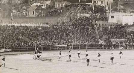 """6. 0' 35"""" (Emile Veinante) - France V Belgium (1938)"""