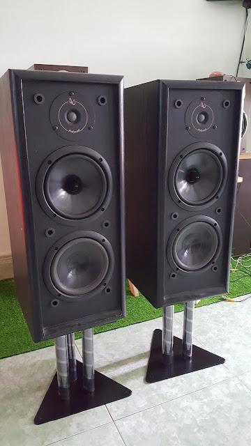 Ampli 5.1 dts - Ampli stereo - Đầu MD làm DAC - Đầu CDP - Sub woofer v.v.... - 38
