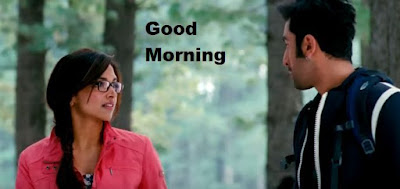 Good morning image with love couple HD download