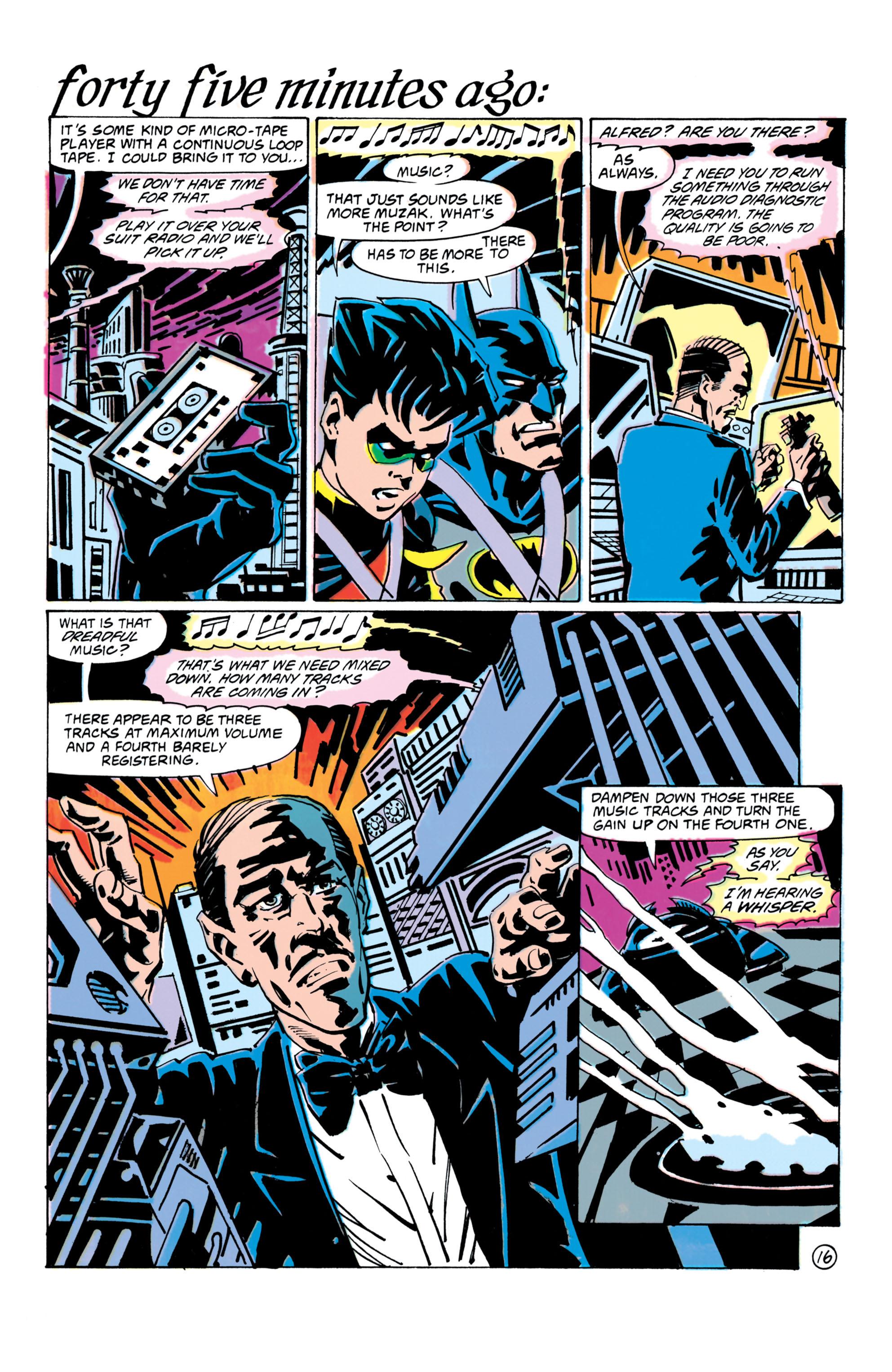 Detective Comics (1937) 658 Page 15