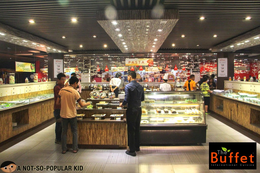 The Buffet International Cuisine in Quezon City