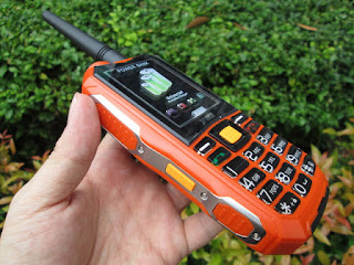 Hape Antik Prince PC10 Walkie Talkie Powerbank Baterai 12000mAh