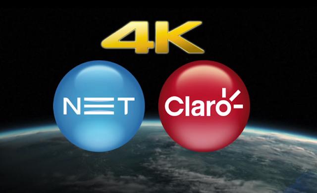 NET e Claro hdtv fazem transmissão experimental em 4K nos Jogos Olímpicos Rio 2016