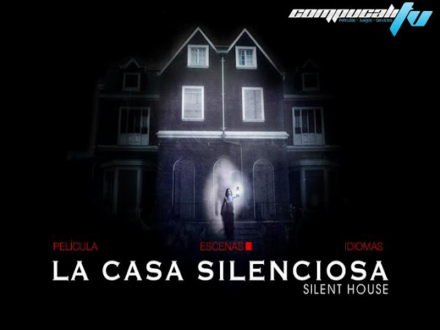 Silent House DVDR NTSC Español Latino Menú Full
