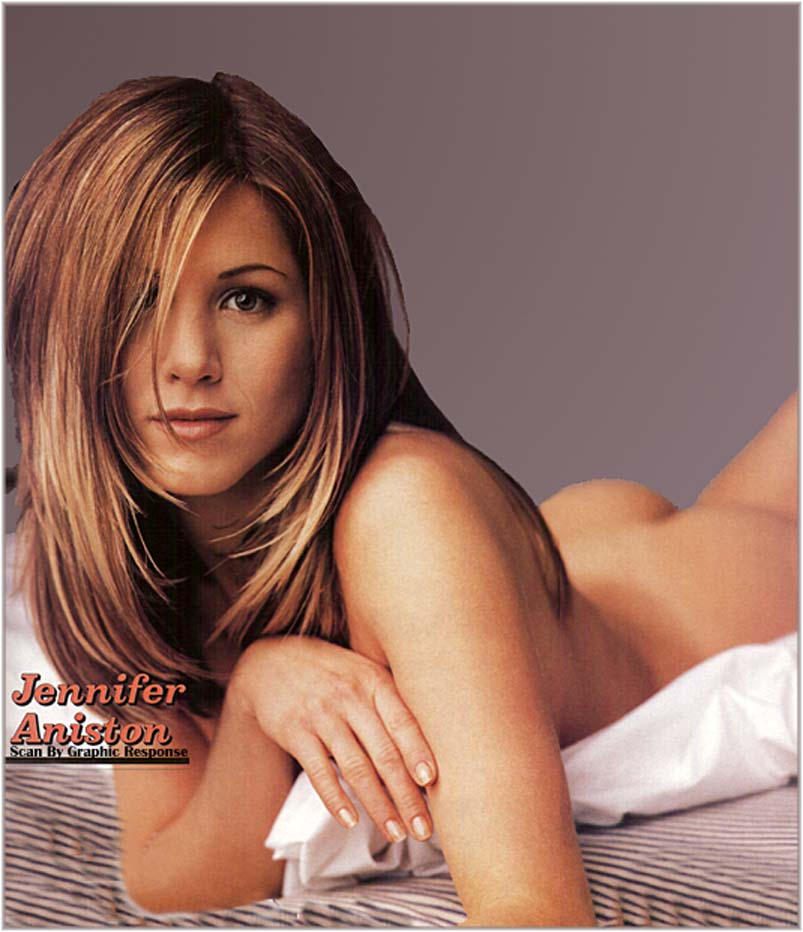 Jennifer aniston ass