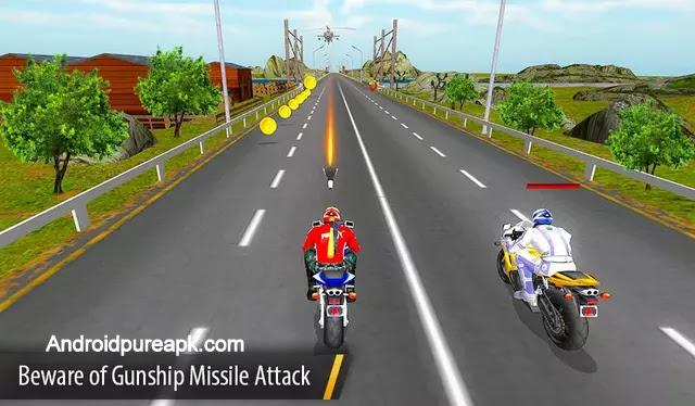 Bike Attack Race  Stunt Rider Apk Download Mod+Hack
