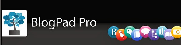 BlogPad Pro blogging app for iPad