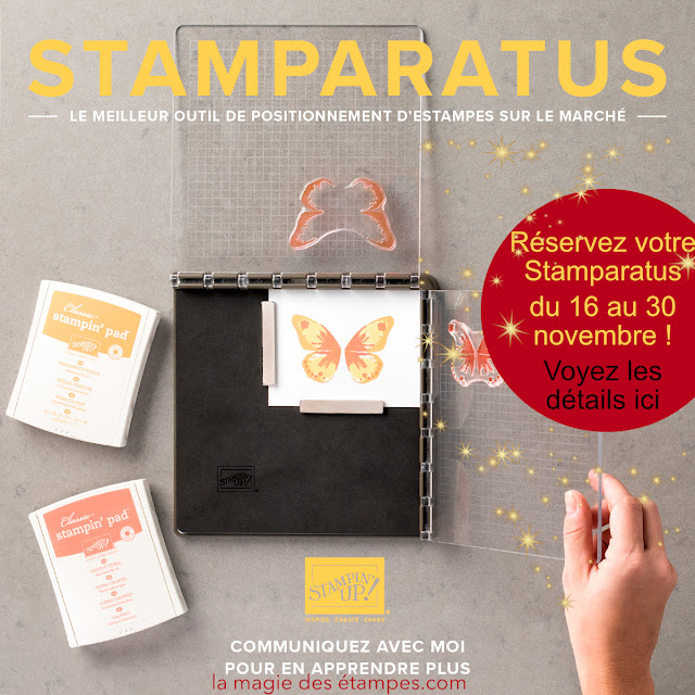 stamparjtus Stampin' Up!