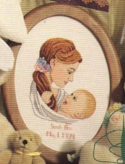 madre bebé