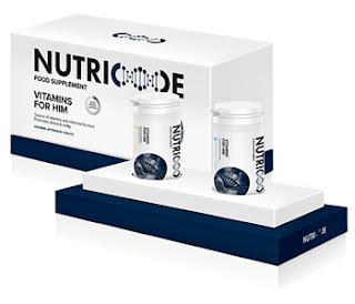 Integratore Alimentare Vitamine Nutricode per Lui