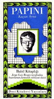 Babil Kitaplığı 08 - Papini - Kaçan Ayna