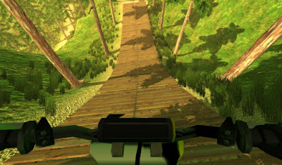 Downhill Bike Simulator MTB 3D android