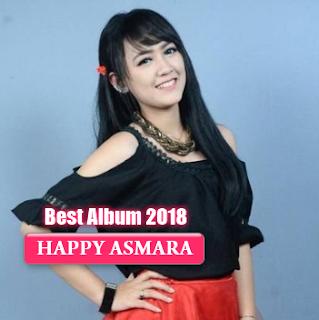 Kumpulan Lagu Happy Asmara Mp3 Terbaru 2018 Lengkap Full Rar,Happy Asmara, Dangdut Koplo,