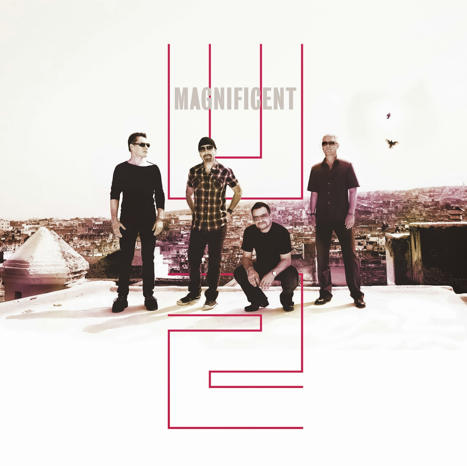 """Magnificent"" song lyrics by U2"