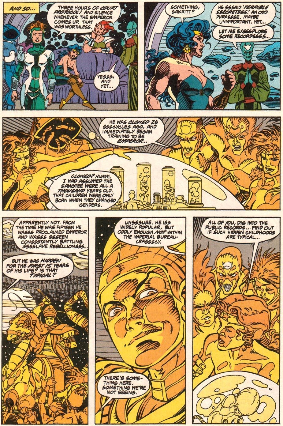 Read online Wonder Woman (1987) comic -  Issue #70 - 8