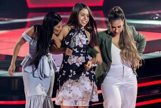 Paraibana de São José de Piranhas é a grande vencedora do The Voice Kids 2018