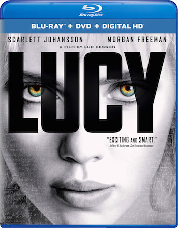 Lucy 2014 Dual Audio BluRay Download