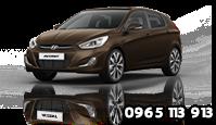 Giá xe Hyundai Accent 5 cửa Hải Phòng