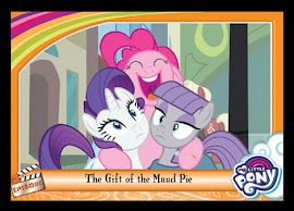 MLP The Gift of the Maud Pie Series 5 Trading Card