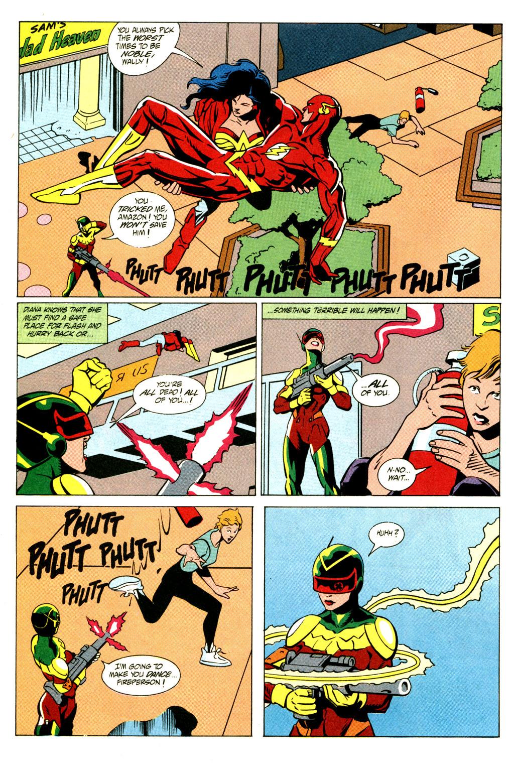 Read online Wonder Woman (1987) comic -  Issue #79 - 8