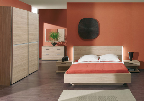 art d co chambre a coucher casanaute. Black Bedroom Furniture Sets. Home Design Ideas