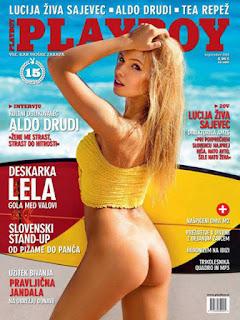 Playboy Eslovenia - Septiembre 2016 PDF Digital
