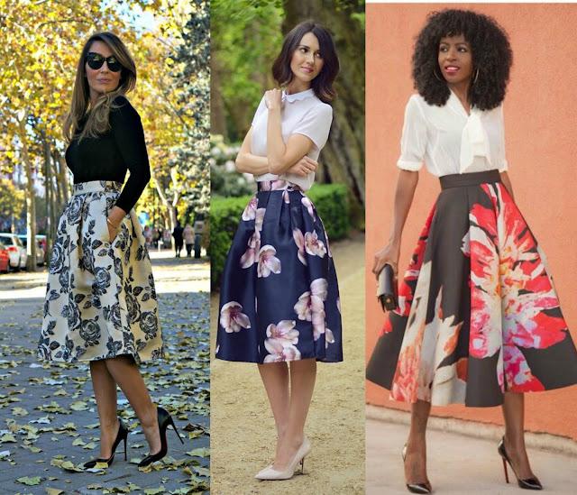 Ladylike style