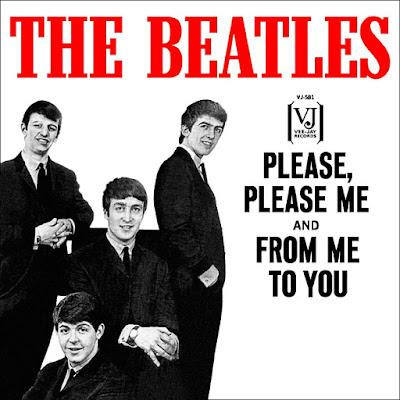 Beatles i mono slut innan den slapps