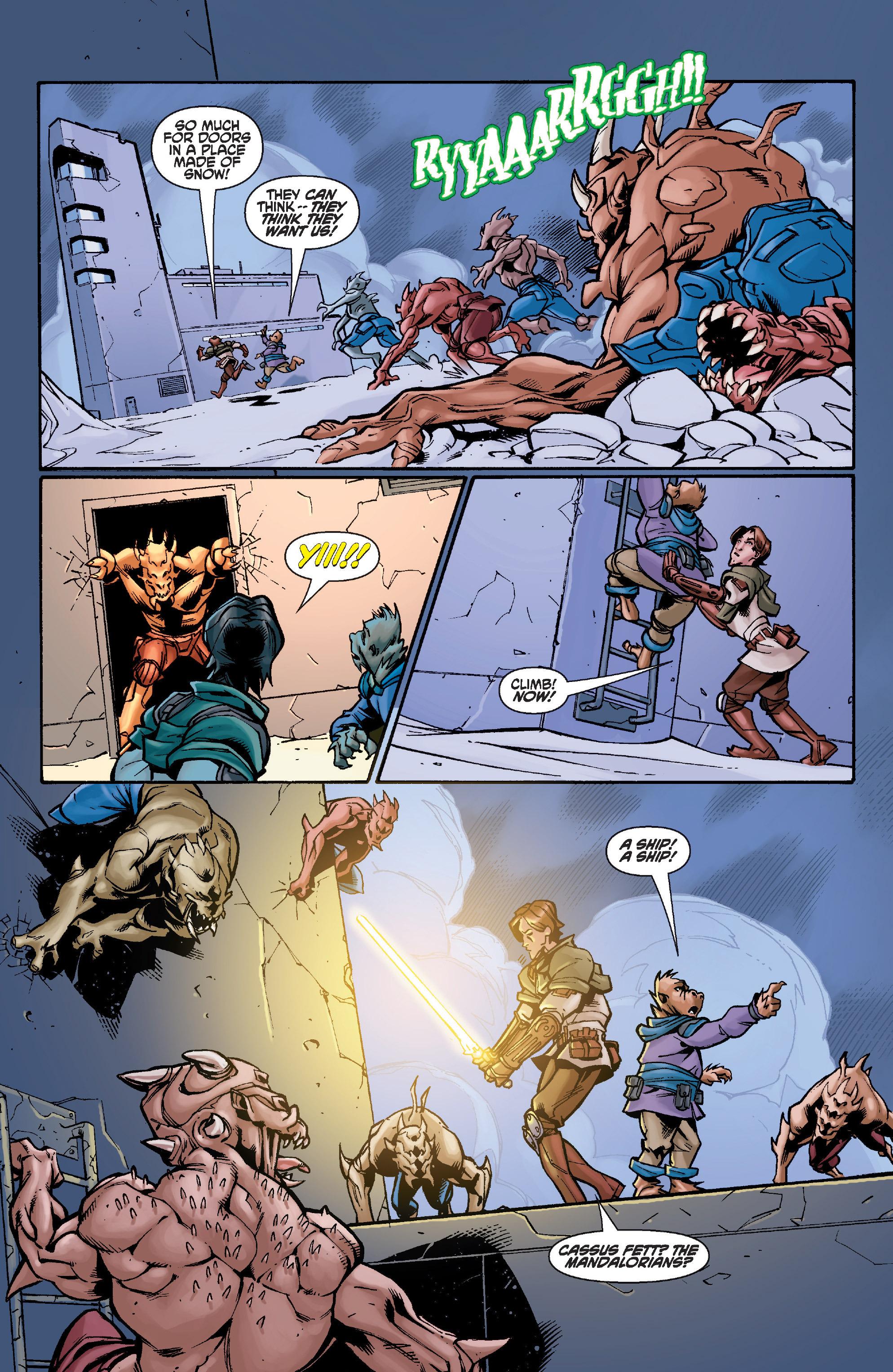 Read online Star Wars Omnibus comic -  Issue # Vol. 32 - 227