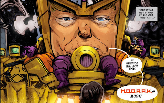 Modok Trump