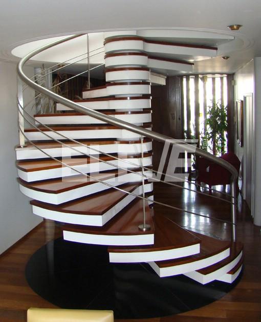 Decoracion Actual de moda: Escaleras tipo Caracol